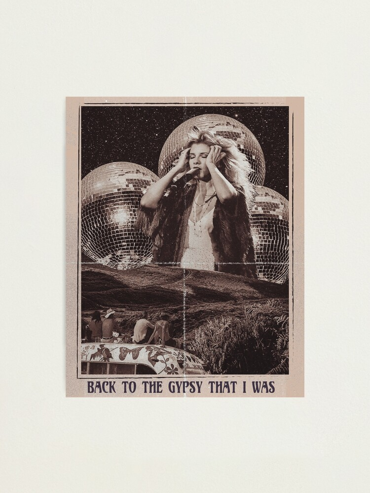Alternate view of Stevie Nicks Photographic Print