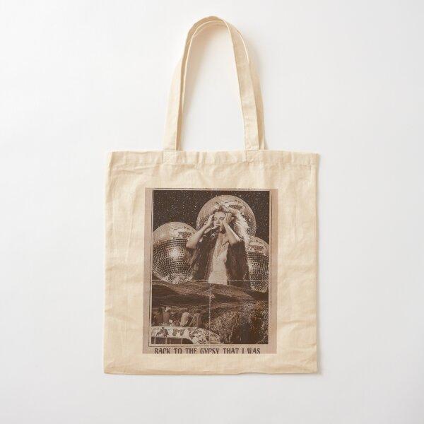 Stevie Nicks Cotton Tote Bag