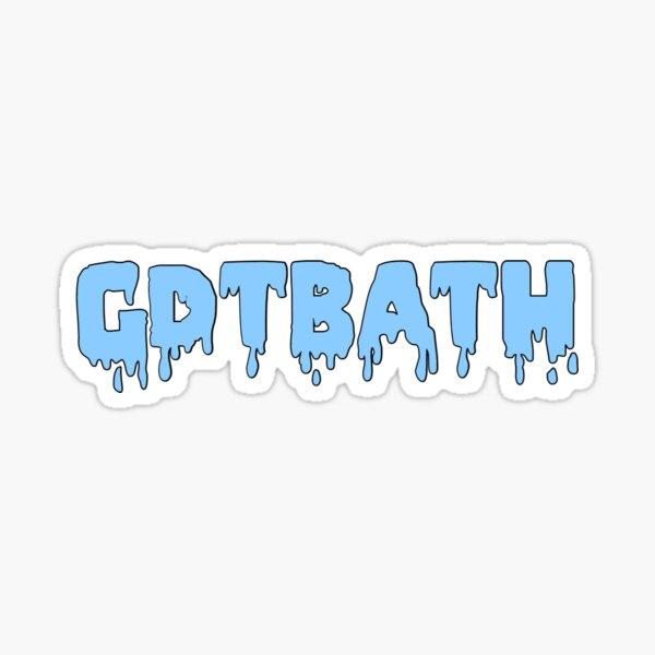 UNC GDTBATH Sticker