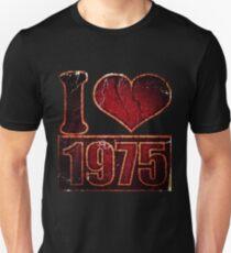 I love 1975 Vintage T-Shirt T-Shirt