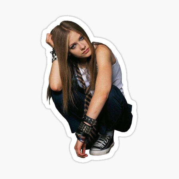 Avril Lavigne Pegatina