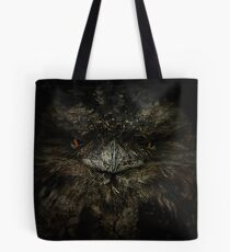 Frogmouth Tote Bag