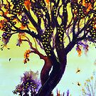 Jewels of Autumn by Linda Callaghan