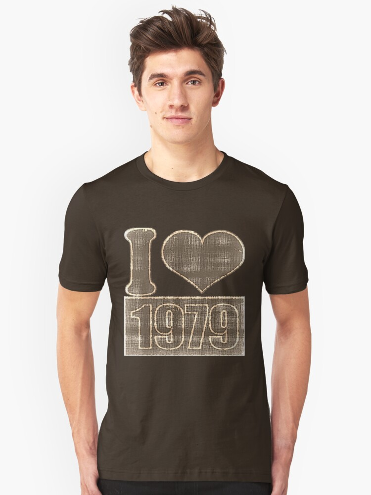 I heart 1979 Vintage by Nhan Ngo