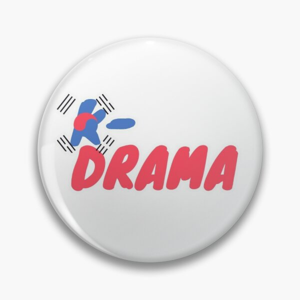 Proud K-drama Fan Pin