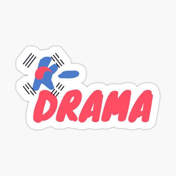 Proud K-drama Fan Sticker