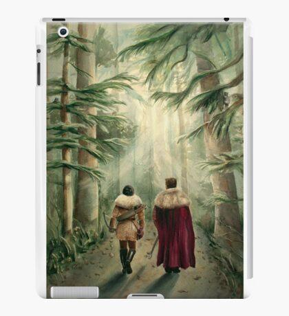 Let's Take Back the Kingdom iPad Case/Skin