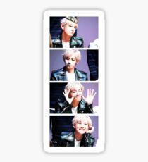BTS/Bangtan Sonyeondan - V Collage Sticker