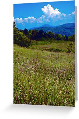 Appalachian View by glennc70000