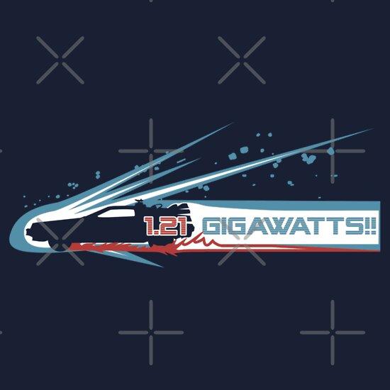 TShirtGifter presents: 1.21 Gigawatts!