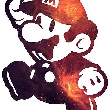 Super Mario by ArminHansRotz