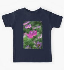 Cosmos Flower 7142 T shirt Kids Tee