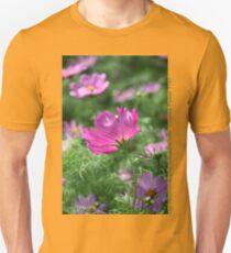 Cosmos Flower 7142 T shirt Unisex T-Shirt