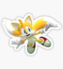 "Miles ""Tails"" Prower sticker Sticker"