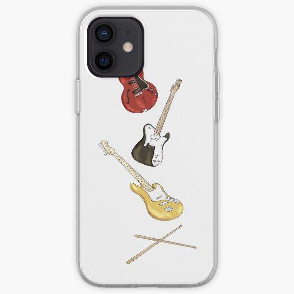 Guitarras dadas Funda blanda para iPhone