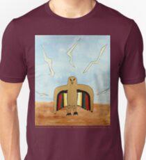 Dancing Robot Bird T Shirt Unisex T-Shirt