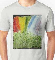 Laurel Genesis Rainbow Unisex T-Shirt