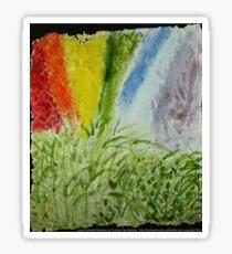 Laurel Genesis Rainbow Sticker