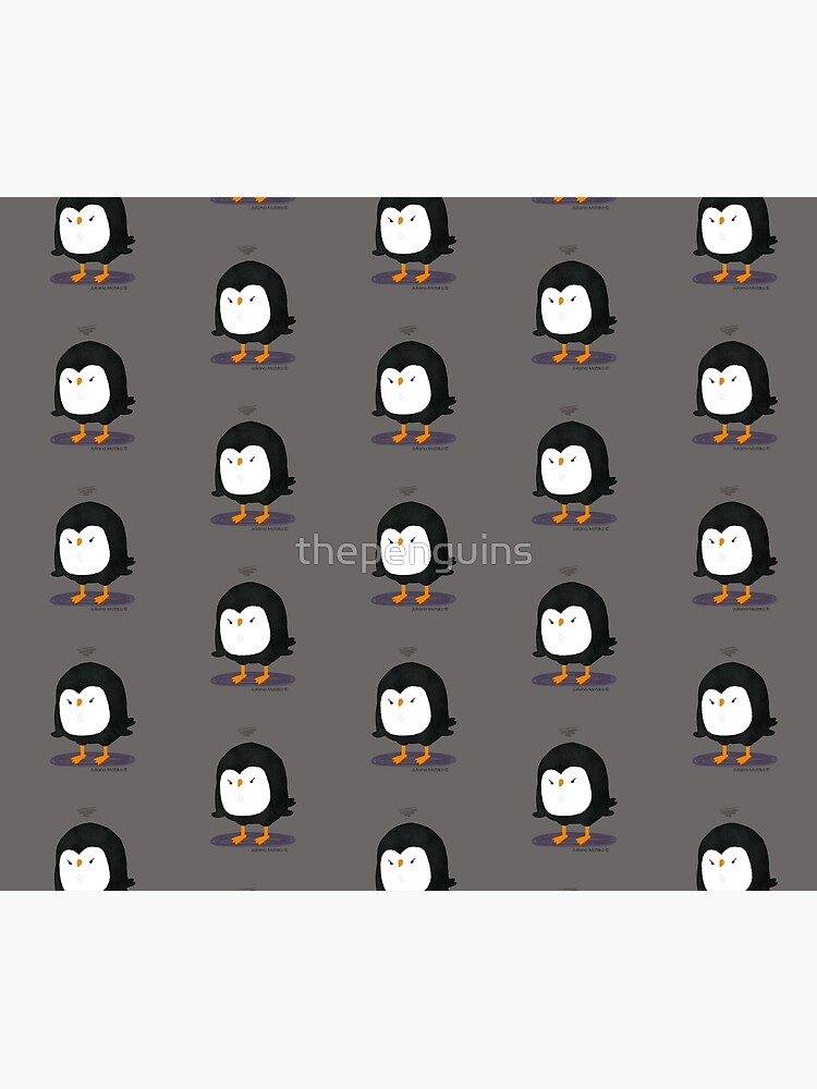 Grumpy Penguin 3 by thepenguins
