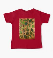 Wisconsin Leaves Baby Tee
