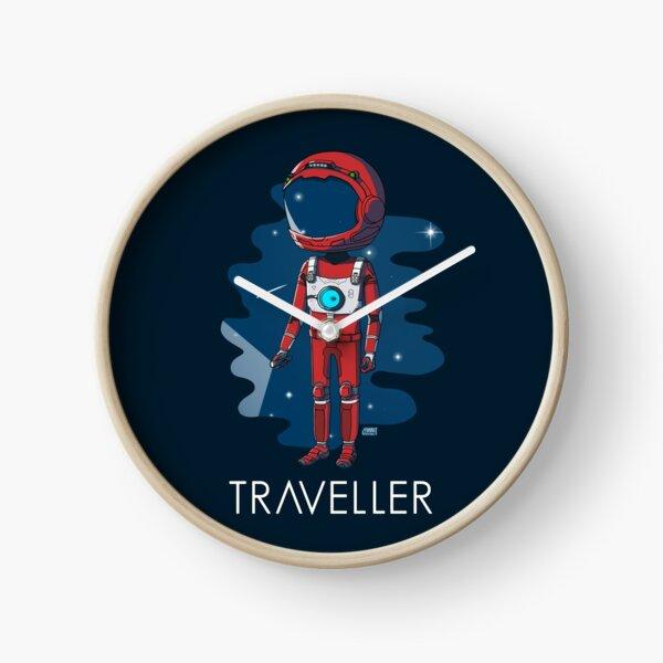 No Man's Sky Traveller Clock