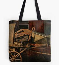 """ Horse Nail Trimmer on the Farm "" Tote Bag"