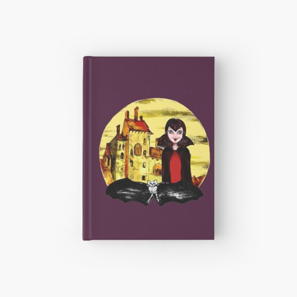 Transylvania Mavis night Hardcover Journal
