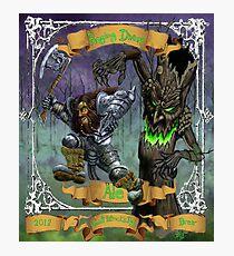 Raging Dwarf Ale Photographic Print