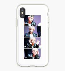 BTS/Bangtan Sonyeondan - V Collage iPhone Case