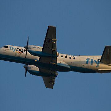 Flybe.com SAAB SF.340B G-LGNJ by jon77lees