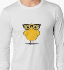 Geek Chic Chick Long Sleeve T-Shirt