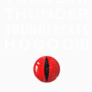Thundercats Hoooo!!! by textmasta