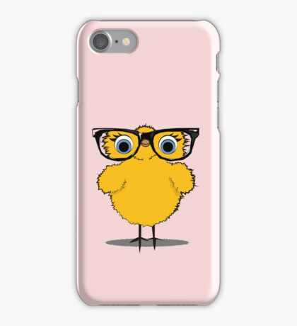 Geek Chic Chick iPhone Case/Skin