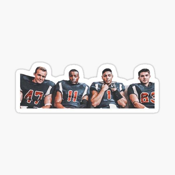 All American Sticker