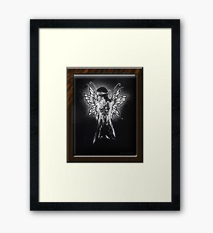 The Indian Spirit Framed Print