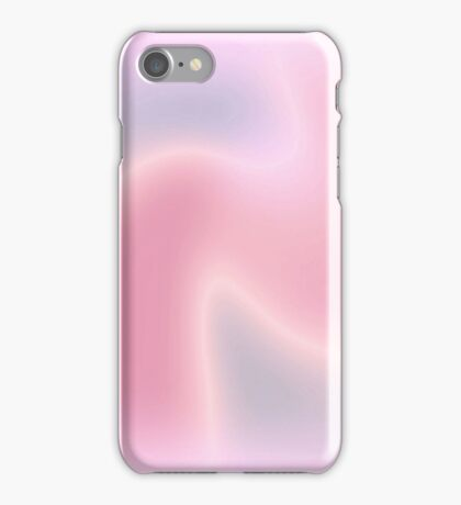 Abstract pink stylish iphone case iPhone Case/Skin