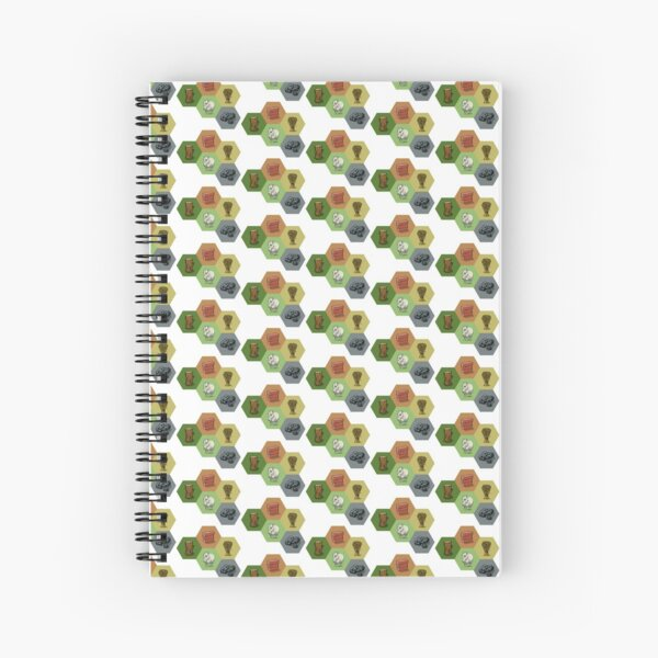 All Resources Spiral Notebook