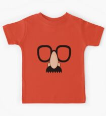 Goofy Disguise. Kids Tee