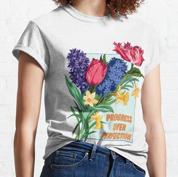 Progress Over Perfection Classic T-Shirt