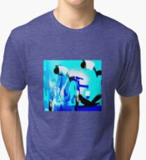 Fly With me Tri-blend T-Shirt