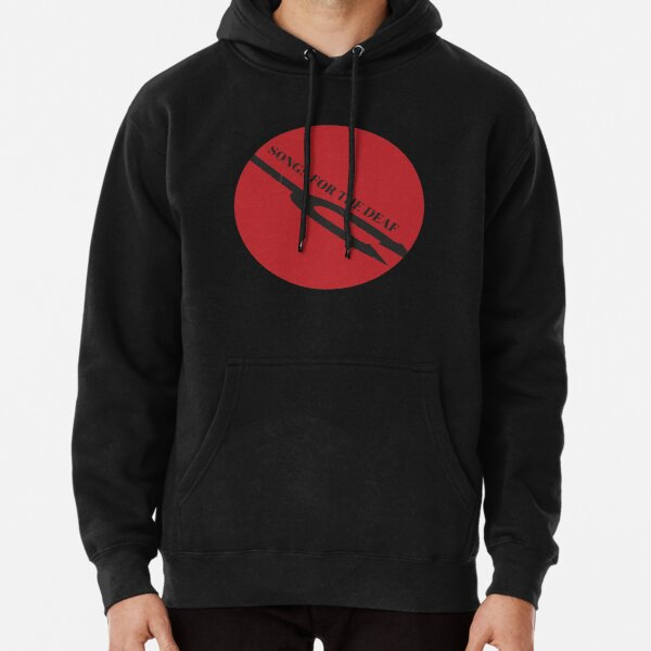 SONGS FOR THE DEAF Pullover Hoodie