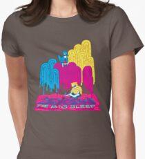 The Big Sleep @ SXSW Women's Fitted T-Shirt