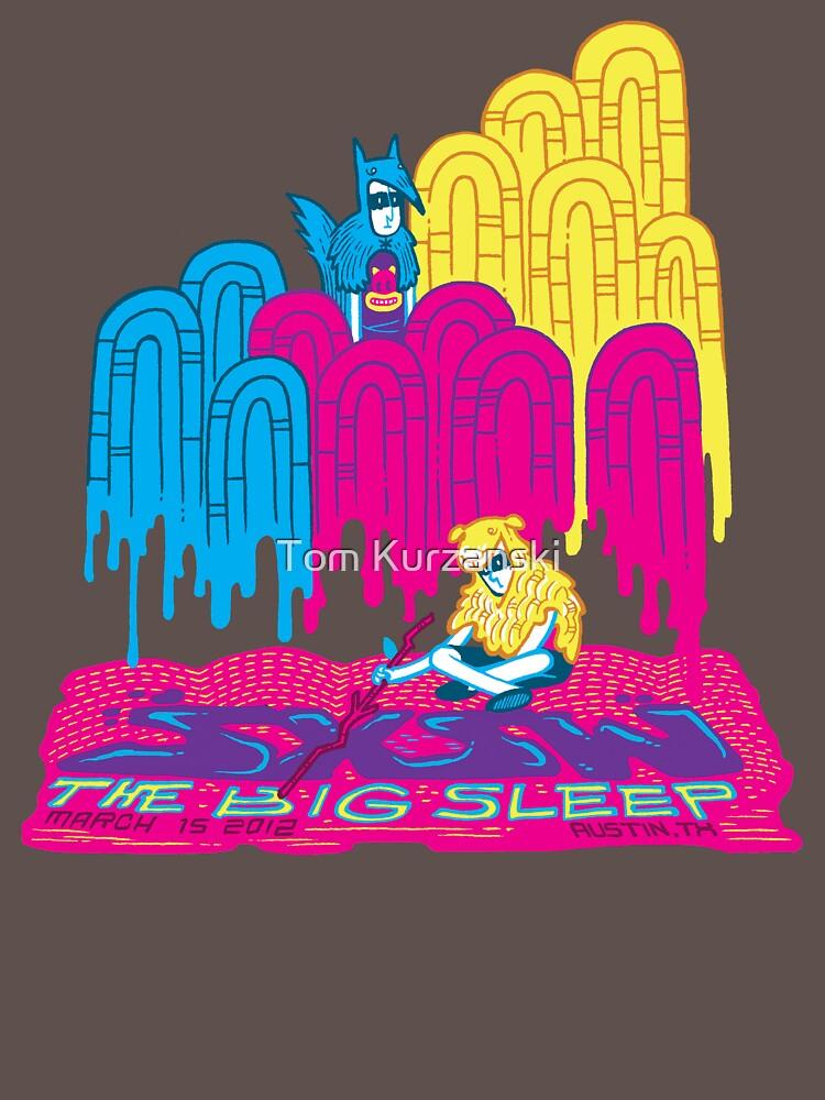 The Big Sleep @ SXSW by tomkurzanski