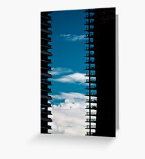 Sky Cribs Greeting Card