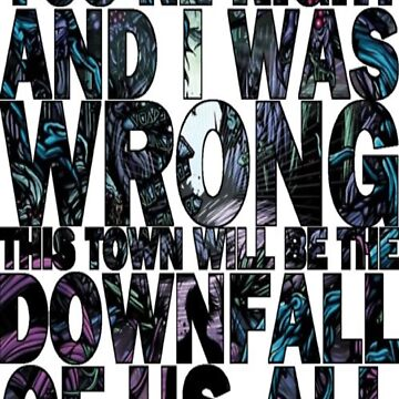 A Day To Remember-Downfall Of Us All by mirra96