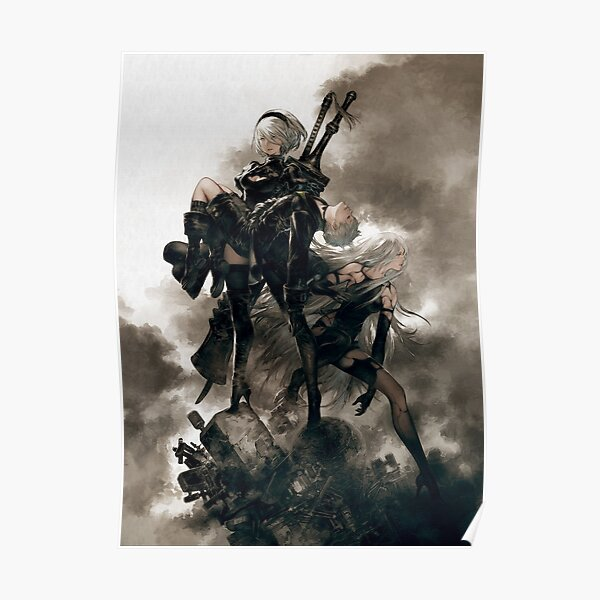 Nier: Automata Game of the Yorha edition Poster
