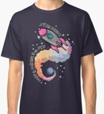 Starships Were Meant To Fly! Classic T-Shirt
