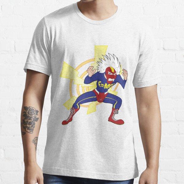 Luchador Einstein Essential T-Shirt