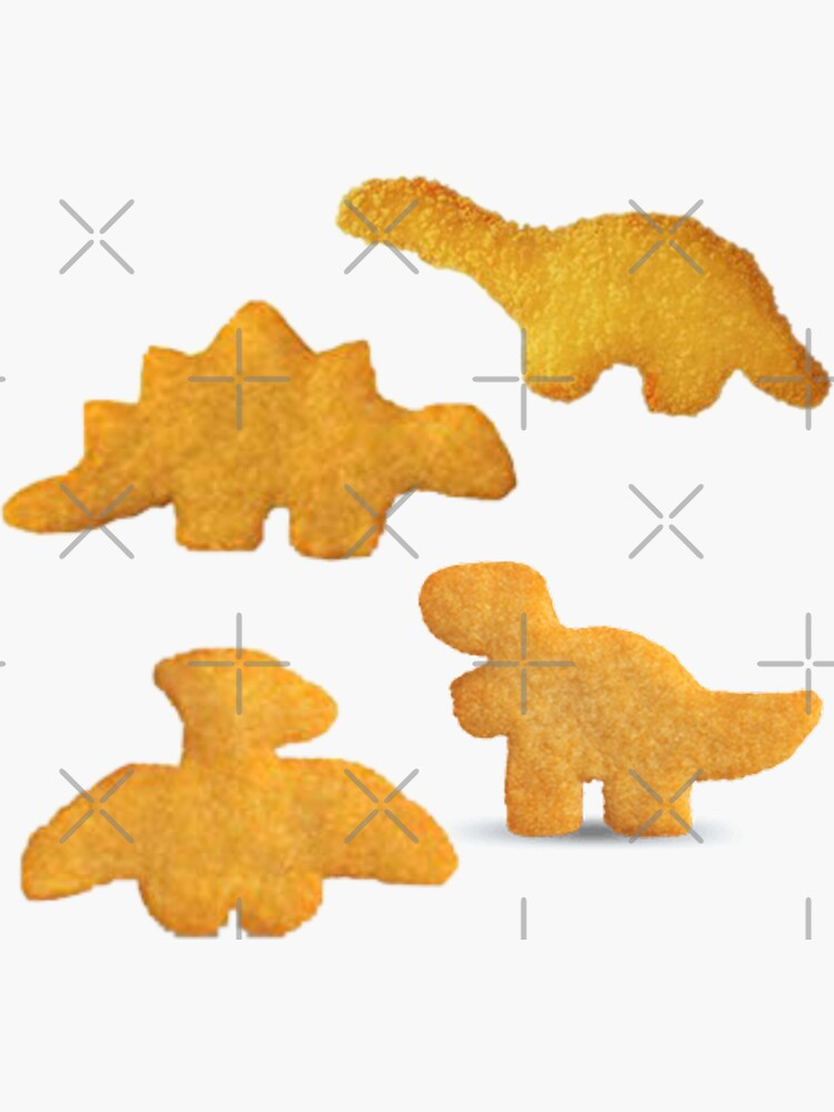 Dino nuggets by aestheticjas