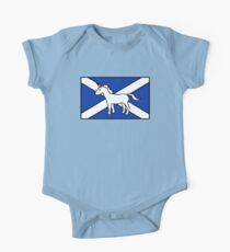 Unicorn, Scotland's National Animal One Piece - Short Sleeve